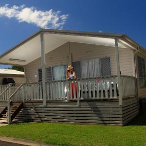 Fotografie hotelů: Corrimal Beach Tourist Park, Wollongong