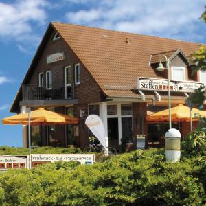 Hotel Pictures: Café Pension Steffen, Sanitz