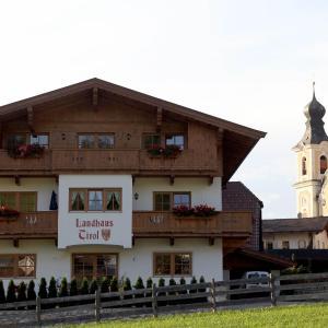 Zdjęcia hotelu: Landhaus Tirol, Hopfgarten im Brixental
