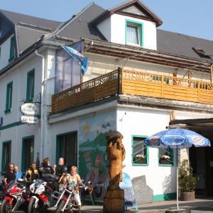 Hotelbilleder: Hotel-Gasthof zur Krone, Saalburg