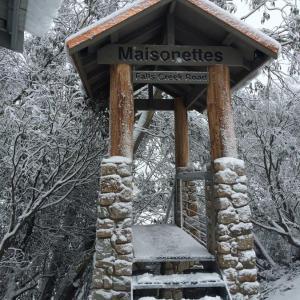 Φωτογραφίες: Maisonettes Falls Creek, Falls Creek