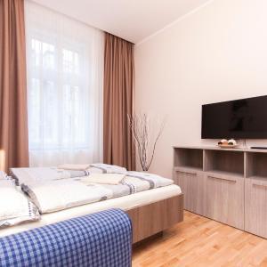 Fotografie hotelů: Manesova Astra Apartment, Praha