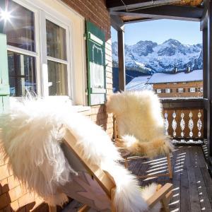 Fotografie hotelů: Gästehaus Fritz, Mittelberg