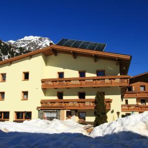 Hotellikuvia: Köflerhof Appartements, Sankt Leonhard im Pitztal
