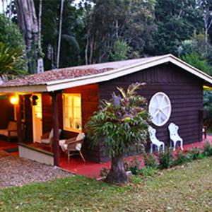 Hotel Pictures: Curtis Cottage, North Tamborine