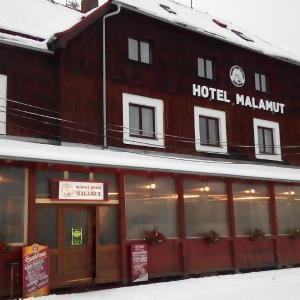 Hotel Pictures: Hotel Malamut, Nové Hamry