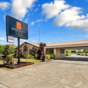 ホテル写真: Begonia City Motor Inn, バララト