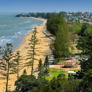 Foto Hotel: Suttons Beach Apartments, Redcliffe