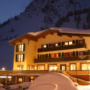 酒店图片: Hotel Arlberg Stuben, 施图本