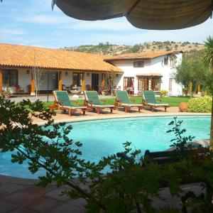 Фотографии отеля: Hotel Boutique Bellavista de Colchagua, Santa Cruz