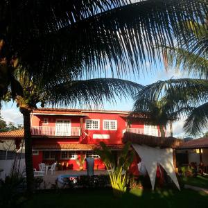 Hotel Pictures: Casa Vermelha, Vera Cruz de Itaparica