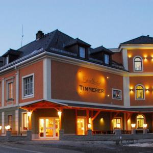 Foto Hotel: Landhotel Timmerer, Möderbrugg