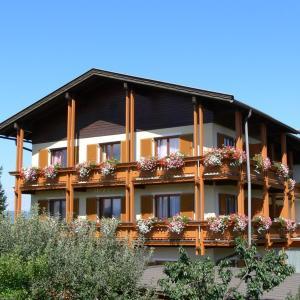 Fotografie hotelů: Gästehaus Sapetschnig, Faak am See