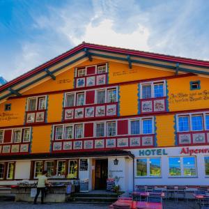 Hotel Pictures: Hotel Alpenrose, Wasserauen