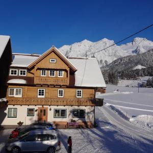 Fotografie hotelů: Haslehnerhof, Ramsau am Dachstein