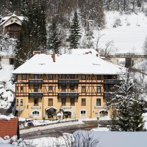 Hotellikuvia: Hirschenhof, Spital am Semmering