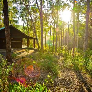 Fotos de l'hotel: Kianinny Bush Cottages, Tathra