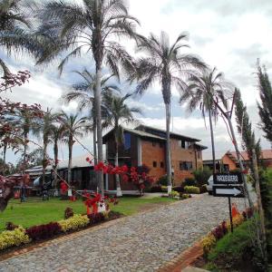 Hotel Pictures: Hostería Rosa Blanca, Puembo