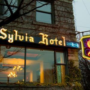 Φωτογραφίες: The Sylvia Hotel, Βανκούβερ