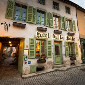 Hotel Pictures: Hotel de la Halle, Nolay