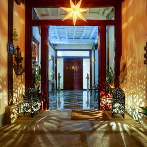 Hotel Pictures: Casa Jardín de la Plata, Baños de Montemayor