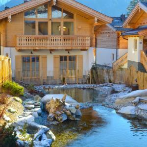 Hotelbilleder: Chalet am Teich by Alpen Apartments, Wald im Pinzgau