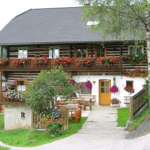 酒店图片: Ferienwohnungen am Pietschacherhof, Hochrindl