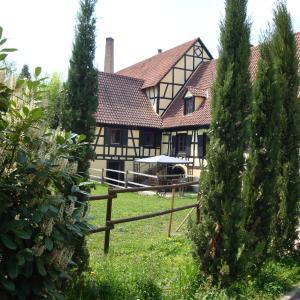 Hotel Pictures: Domaine du Moulin im Elsass, Bischwiller