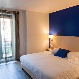 Hotel Pictures: Hôtel De La Gare, Quimper