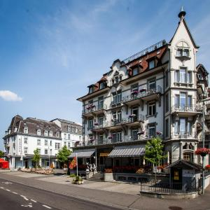 Hotel Pictures: Carlton Europe Hotel, Interlaken