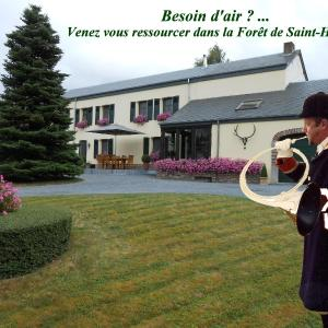 Hotelbilder: Le Bien-Aller des Perêts, Saint-Hubert