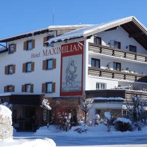 Hotelbilleder: Hotel Maximilian, Reutte