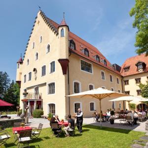 Hotelbilleder: Schloss zu Hopferau, Hopferau