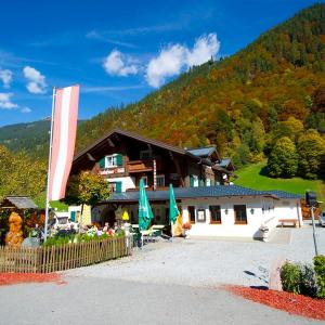 ホテル写真: Alpengasthaus Muntafuner Stöbli, Sankt Gallenkirch