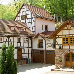 Hotel Pictures: Pension Untere Mühle, Burghaun