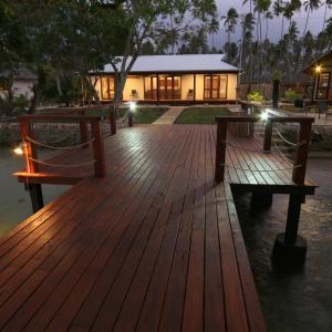 Fotografie hotelů: Turtle Bay Beach House, Saraotou