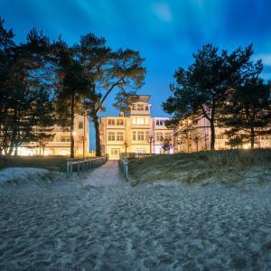 Hotelbilleder: Hotel Villa Belvedere und Appartements, Binz