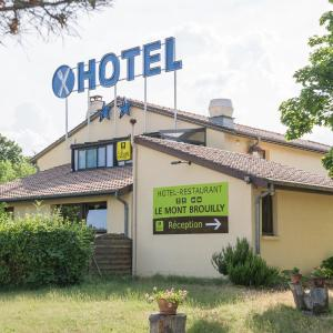 Hotel Pictures: Le Mont Brouilly, Quincié-en-Beaujolais