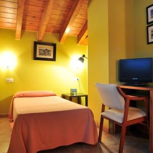 Hotel Pictures: Hostal Europa, San Roque del Acebal