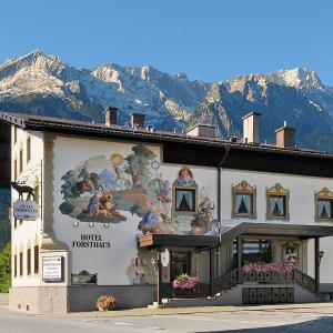Hotel Pictures: Hotel Forsthaus, Oberau