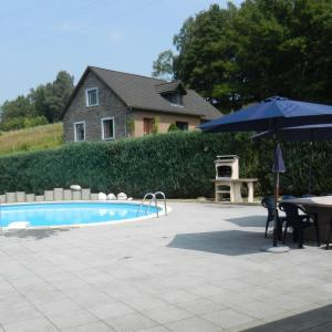 酒店图片: Holiday home La Romantique, Bellevaux-Ligneuville