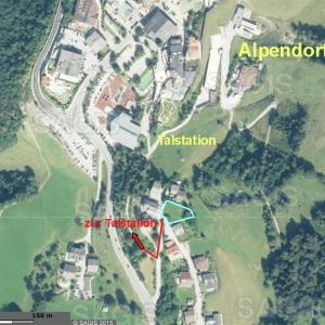 ホテル写真: Apartment Penthouse An Der Piste 4 Alpendorf, Alpendorf