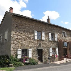 Hotel Pictures: La Grange Fleurie, Tramayes