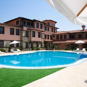 酒店图片: Hotel Domaine Peshtera, Peshtera