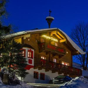 Fotografie hotelů: Designer-Chalets, Dorf Dienten