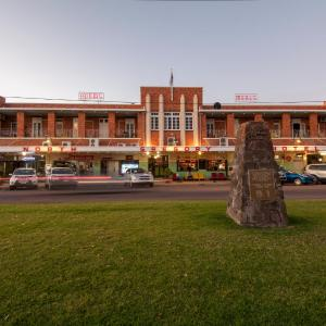 Fotografie hotelů: North Gregory Hotel, Winton