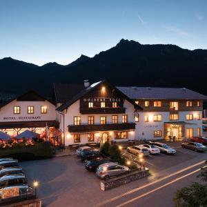 Foto Hotel: Hotel Goldene Rose, Reutte