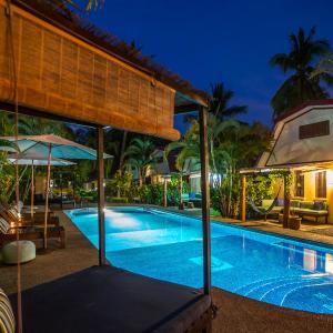 Hotel Pictures: Encantada Ocean Cottages, Esterillos Este