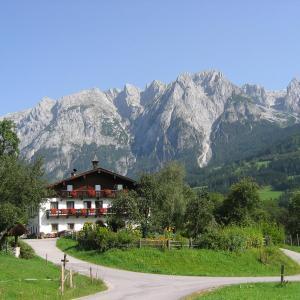 Hotel Pictures: Bio-Bauernhof Rettenbachgut, Werfen