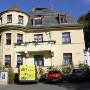 Hotelbilleder: Pension Vogtländer, Plauen